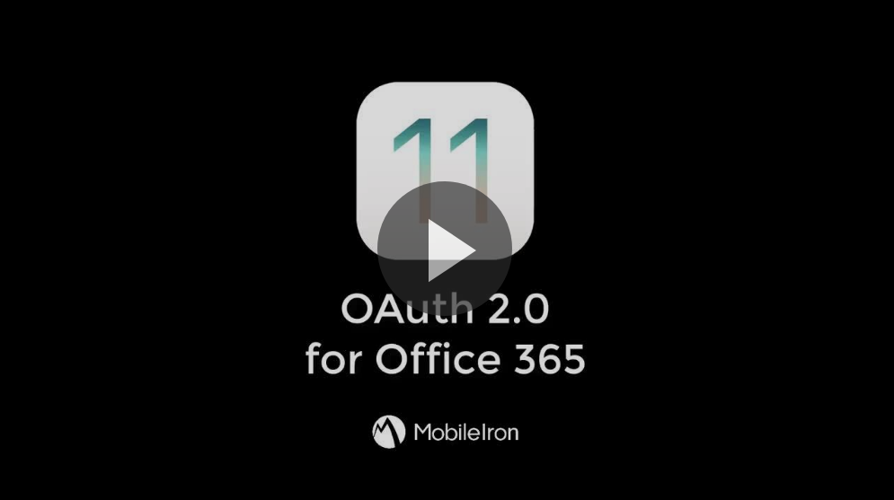 Practicing Safe Security with iOS 11 and Office 365 (oauth