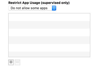 iOS 11 - List of default apps and bundle ID's - Apple iOS